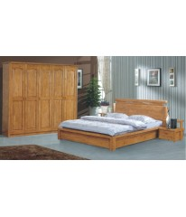 5 DOORS CEDAR WOOD  WARDROBES