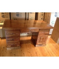 CAMPHOR WOOD OFFICE DESK SALE